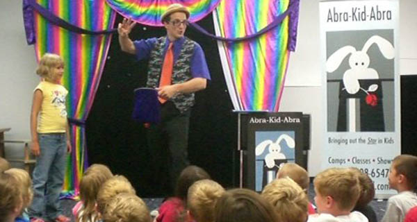 Magic Show St  Louis  Magic shows | Abra-Kid-Abra