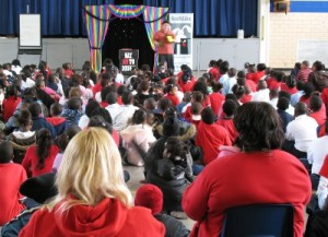 Drug Awareness Assembly during Red Ribbon Week