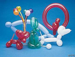 balloon twisting kits