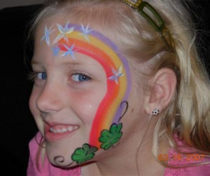 Children's Face Painting in St. Louis