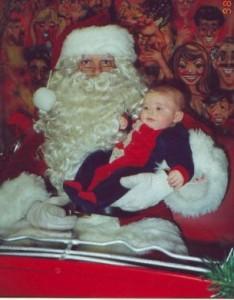 Santa for Hire St. Louis