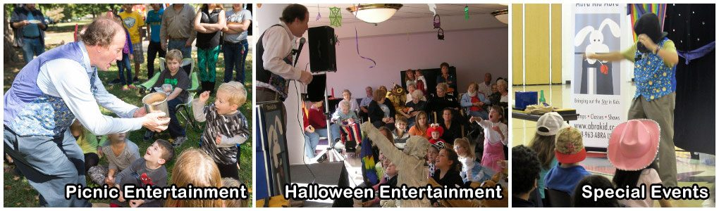Magician St Louis Mo And Il Magicians Abra Kid Abra