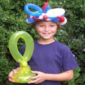 Balloon twisting classes St. Louis