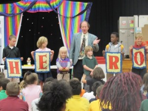 character education assemblies show
