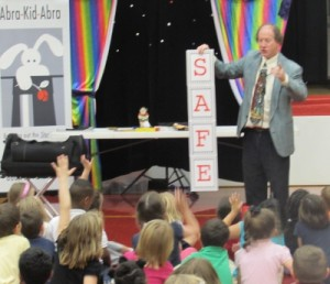 character education assemblies
