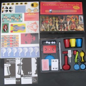 Deluxe Magic Kit Inside