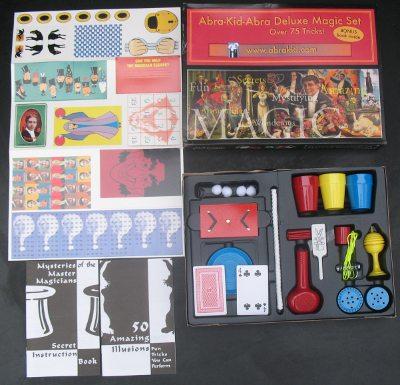 Deluxe Magic Kit Inside