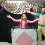 princess party magic show appearance