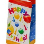 circus birthday party - goodie bags