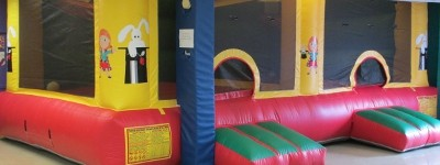 jumping party place bounce house