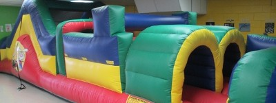 jumping party place st. louis obstacle course