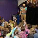 princess party magic show