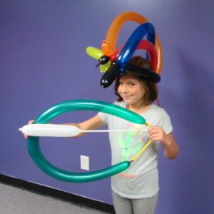 learn to twist balloons