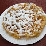 circus food - funnel cakes
