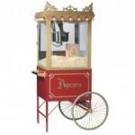 circus food - popcorn