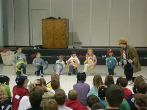 circus day program