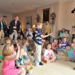 Easter Magic Show