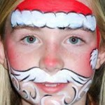 holiday party entertainment face-painting