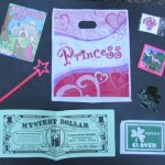 princess party goodie bag