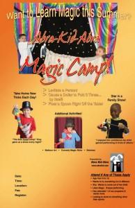 poster-magic camp levitations