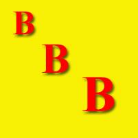 Magic Puzzle - 3 B's