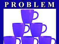 Magic Puzzle - 6 Cups Problem