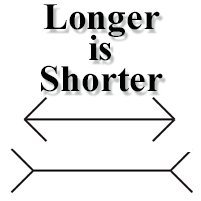Magic Puzzle - Longer is Shorter