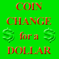 Math Puzzle - Coin Change for a $1