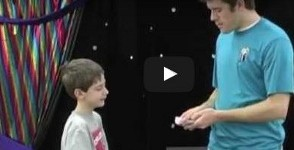 learn magic - hyrum card trick