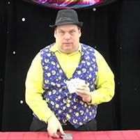 Learn Magic - 4 Robbers Card Trick