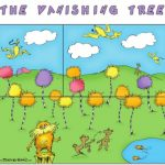 learn magic: vanishing tree