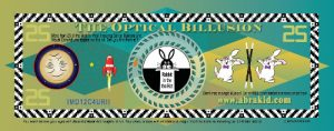 learn magic - optical billusion