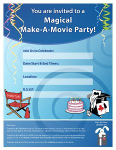 invitation-make-a-movie-home