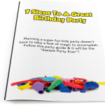 Birthday Party Planning Guide